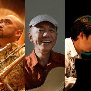 【当日席OK】6/20(日)17:30~『Quatro Cores Trio』