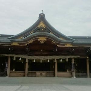 寒川神社にお詣り