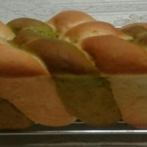 パン焼き上がりました