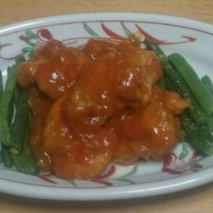鶏のチリソース(レシピ)