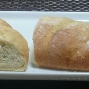 枝豆クリームチーズパン