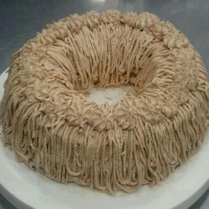 街カフェケーキ作り