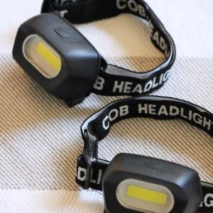 """セリアの""""LEDヘッドライト""""はコスパ◎!100円で買える、便利な防災グッズ!"""