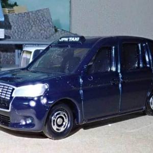 トミカのジャパンタクシー