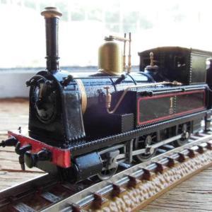マイクロエースの1号機関車