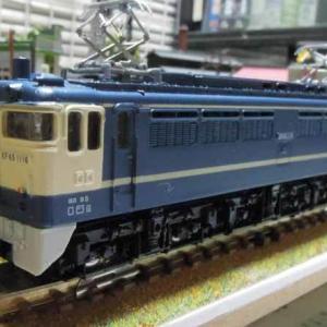 香港TOMIXのEF65
