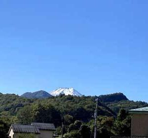 久しぶりに富士山を見に行く