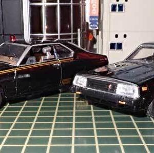 TLVと絶版名車のスカGジャパンターボを比べてみる
