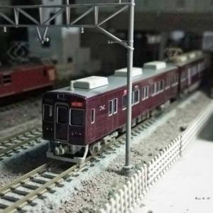 エンドウの「阪急6000系」