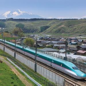 上越新幹線にE5系はやぶさ??