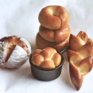 【2020年4月生の新講座➂】パン生地でミニチュアパンを作ってみよう