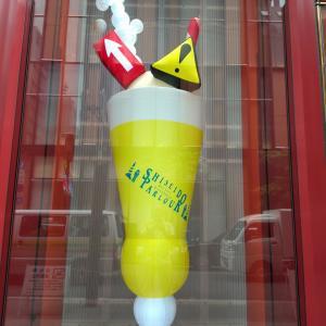 銀座 資生堂パーラー 日本で初めてソーダ水を販売したお店 クリームソーダは禁断の味