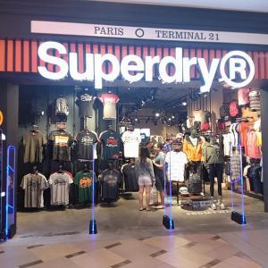 スーパードライ@ タイ バンコク アソーク ターミナル21 Terminal21