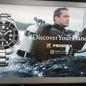 タイでもセイコーはブランド化 プロスペック グランドセイコー プレサージュ 日本製 腕時計