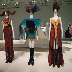 色々な展示会があるけど、これだけは、見なきゃ ファッション イン ジャパン 六本木