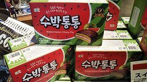 今年もカルディで発見! 韓国大人気のびっくり味お菓子♪