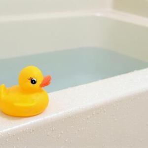 お風呂であの世と繋がったかもしれない。