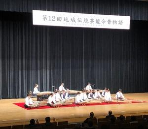 埼玉県芸術文化祭2019地域文化事業「第12回地域伝統芸能今昔物語」