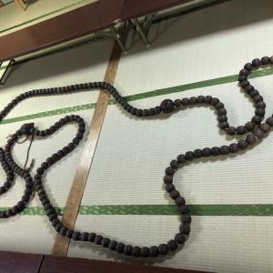 熊谷市指定有形民俗文化財「上久下の数珠付鉦一口」