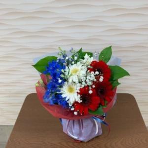 ホームページからのご注文&ダリアを使ったご自宅用のお花