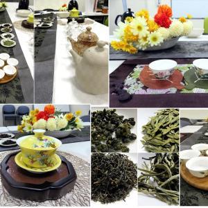 朝日カルチャーセンターくずは 心が躍る「秋」の中国茶・台湾茶