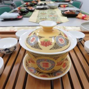 阿倍野で茶遊サロンの『中国茶・台湾茶』を楽しむ