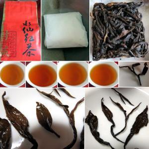 茶稽古 漳平水仙 水仙紅茶