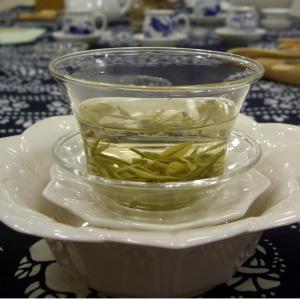 茶稽古 安吉白茶