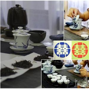 マニアな中国茶会【武夷正岩茶肉桂の飲み比べ】枚方教室