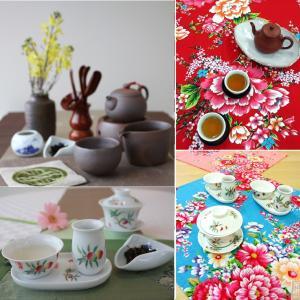 茶遊サロンの台湾茶教室開講のお知らせ