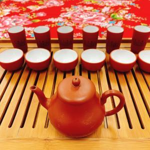 茶遊サロン 近鉄文化サロン阿倍野 中国茶講座 初級・中級・上級コース