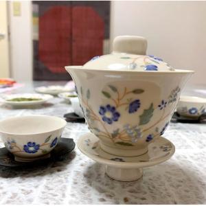 """好きな中国茶を見つける""""春天"""""""