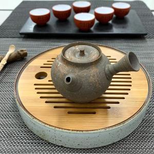 美味しいお茶で充電OK!