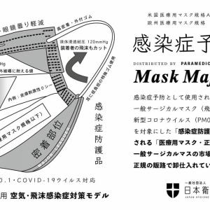 メジャーリーガー マスク