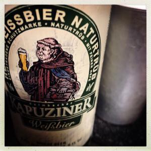 たまたま買ってみたドイツのビール