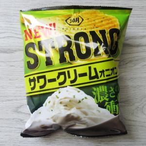 【コイケヤ】KOIKEYA STRONG サワークリームオニオン