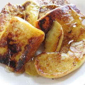 【自作】乃が美の生食パンを使ってふこふこのフレンチトーストを作ってみたよ