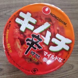 【農心(NONGSHIM)】辛ラーメン キムチ カップ