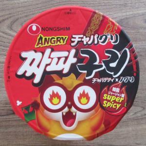 【農心】ANGRY チャパグリ