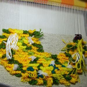 絵織り・・ミモザ2