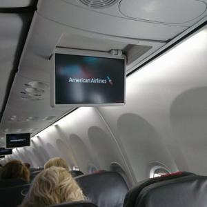 【アメリカン航空搭乗記AA358】ニューヨークラガーディア空港(LGA)>シカゴオヘア空港(ORD)