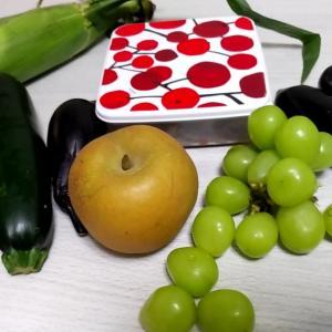 実家と野菜とフルーツと