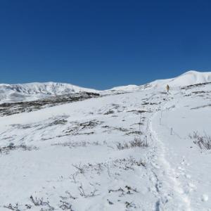 大雪山系黒岳登山