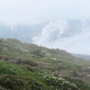 大雪山・・主峰旭岳登山2