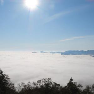 大雪山系・雲海の銀泉台