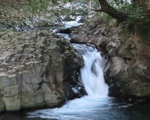 下田で河津七滝と龍宮窟の絶景を楽しむ!!