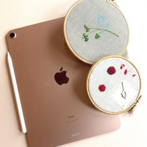 iPad買い替えました!