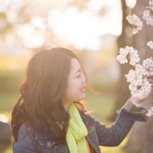 情緒不安定な春