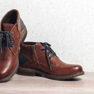 メンズコスメ 『足のニオイは靴のせいかも! 靴のニオイの取り方』