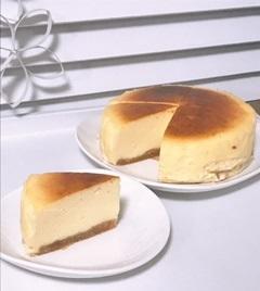 久しぶりのおやつ作り~ベイクドチーズケーキ~